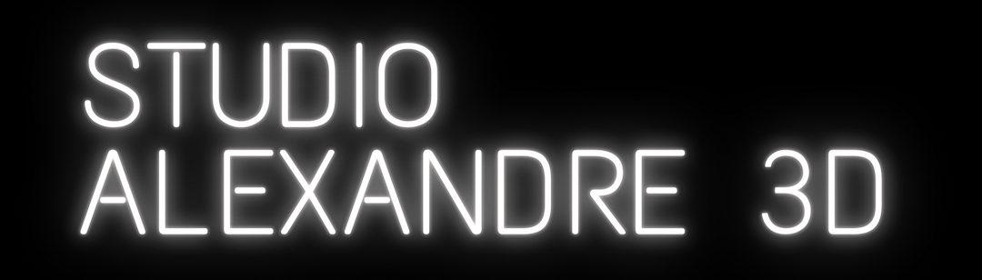 Alexandre is a 3D Artist